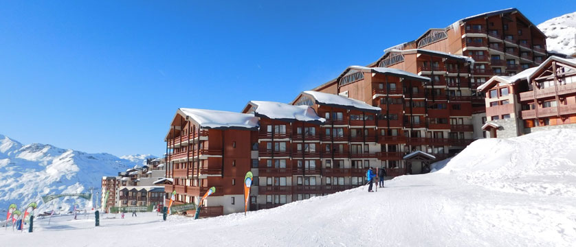 Residence Village Montana Apartments